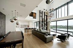 Casa com arquitetura e decoração minimalista e elegante!