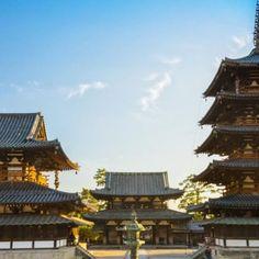 Ikaruga Area - Japan National Tourism Organization