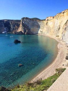 Where summers are filled with love, laughter and sunshine...this is Ponza Island