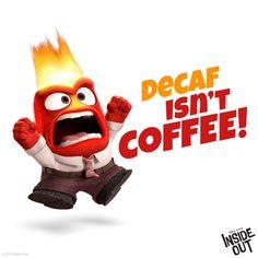 Caffeine calms my nerves! #NationalCoffeeDay!