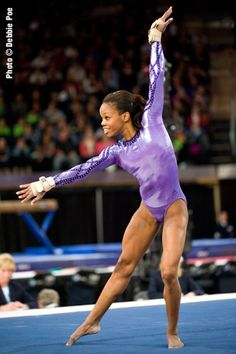 gabby douglas gymnast | International Gymnast Magazine Online - Stretching Out: Reaping the ...