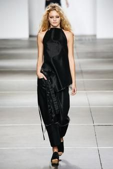 Marques'Almeida Spring 2015 Ready-to-Wear Fashion Show: Runway Review - Style.com