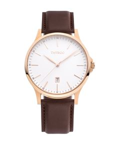 Tayroc – The Classic – TXM105 – Brown Leather