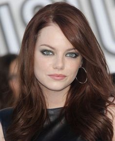 Emma Stone guapa, bonita