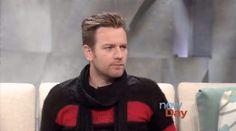 "Actor Ewan McGregor chats about his eclectic career (and about ""Star Wars!"")"