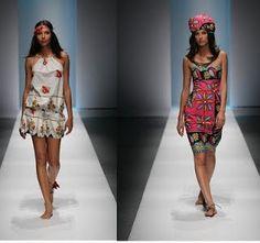 Misty Life Fashion Love: Fashion of the Week: African LESO/KANGA