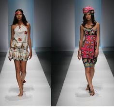 Misty Life Fashion Love: Fashion of the Week: African LESO/KANGA