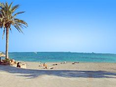 Muelle Figueretas en Ibiza, Islas Baleares