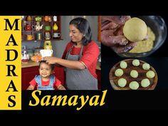 Pottukadalai Ladoo Recipe in Tamil Recipes In Tamil, Indian Food Recipes, Indian Foods, South Indian Food, Breakfast Items, Easy Food To Make, Ramadan, Make It Yourself, Bed Room