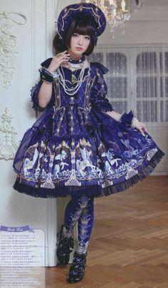 Beautiful Lolita Coord