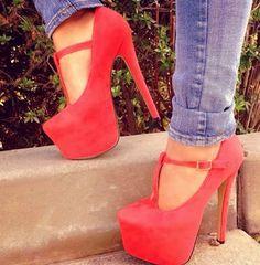 Orange #heelshoes #platformheels #highheels #heels #heelsfashion #pumps #pumpheels #heelpumps #platformheels #platformshoes #spring #springcollection #cute #fun #springtime #springfling #springfun #2014spring #springbreak #springfun #funinthesun