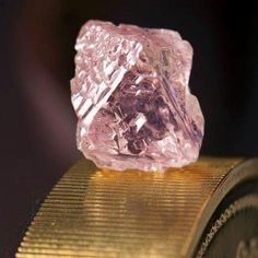 Rare and largest Pink diamond