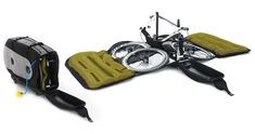 Inflatable Bike-Bag for Air-Filled Air-Travel Bike Shipping, Bike Bag, Bicycle Art, Air Travel, Road Bikes, Go Outside, Triathlon, Suitcase, Cycling