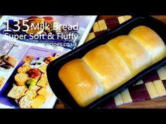 Super Soft and Fluffy Milk Bread / Chinese Bakery Buns ★ 手搓軟包法 ★ 超軟~ 牛奶麵包製作 Josephine's Recipes 135 - YouTube