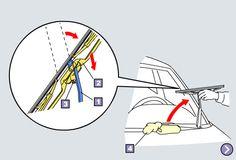 Cara Mengganti Wiper Mobil    Cara Mengganti Wiper Mobil- Ketika musim hujan telah tiba, maka peran wiper sangat diperlukan. Apa jadinya jika wiper tidak bisa bekerja secara optimal ketika sedang berkendara ditengah hujan yang lebat. Tentu pandangan mata akan terganggu dan bisa-bisa berakibat kecelakaan. Lamanya pemakaian...  Sumber : http://www.kioopo.com/cara-mengganti-wiper-mobil-882?utm_source=PN&utm_medium=pinterest&utm_campaign=SNAP%2Bfrom%2BKioopo.com