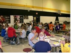 National Mix It Up Day! | Ridge View Middle School---Definitely Not Middle of the Road!