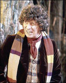 tom baker | Tom Baker in Doctor Who