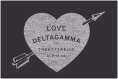 love deltagamma