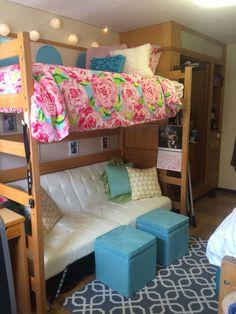 University of Montana dorm! #girly #dorm #dormlife #UofM