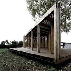#architecture : Khachaturian Architects — Summer House