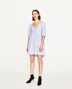 ZARA - WOMAN - BABYDOLL DRESS