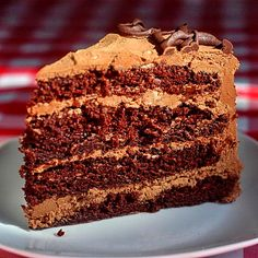 Chocolate Buttercream Cake - Rock Recipes -The Best Food & Photos from my St. John's, Newfoundland Kitchen.