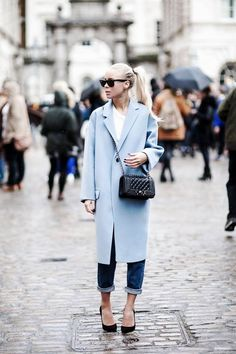 Jigsaw Blue Melton Coat  #Jigsaw Clothing #Jigsaw Blue Melton Coat #Blue Melton Coat Fashion #Trendy Blue Melton Coat #Where Can I Get A Blue Melton Coat #Classy Blue Melton Coat #Blue Melton Coat Outfit Ideas #Long Line Blue Melton Coat