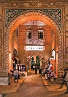 Koza han Bursa / Türkiye