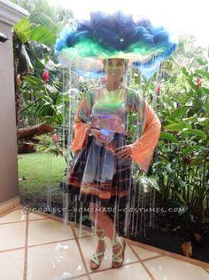 Super Original Homemade Rain Cloud Costume...