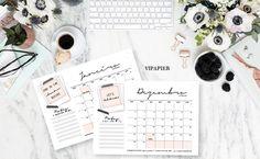 No início do ano é comum criar metas e ter uma rotina mais organizada pode ajudar a conquistar objetivos. Confira 10 opções para baixar grátis o seu planner, a ferramenta ideal para colocar seus planos no papel e depois concretizá-los.