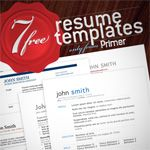 Because you shouldn't be wasting your job seeking time formatting a resume.