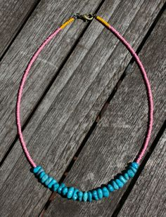 Little Indian Necklace