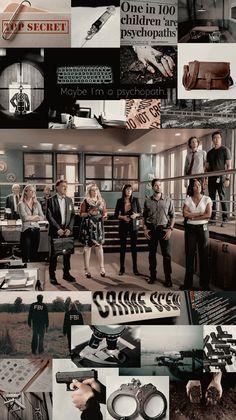 Criminal Minds Characters, Criminal Minds Memes, Spencer Reid Criminal Minds, Aesthetic Backgrounds, Aesthetic Wallpapers, Perito Criminal, Detective Aesthetic, Paget Brewster, Crimal Minds