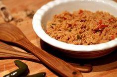 MEXICAN RICE // RYŻ PO MEKSYKAŃSKU Quesadilla, I Love Food, Good Food, Tacos, Tortilla, Mexican Food Recipes, Grains, Blog, Quesadillas