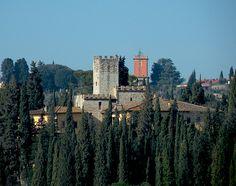 Castello di Montauto #TuscanyAgriturismoGiratola