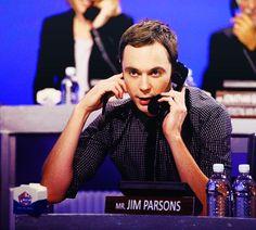 Have a nerd crush on Sheldon.