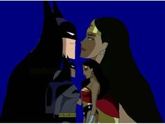 Wonder Woman Fan Art, Batman Wonder Woman, Wonder Women, Batman Love, Batman And Superman, Batman Suit, Comic Book Wedding, Batman Comic Books, Justice League Wonder Woman