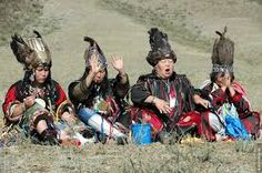 Tuvan female Kams (Shamans)