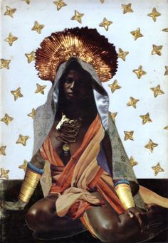 adacreate: Black Madonna by Javier Pinon / Embodied <3