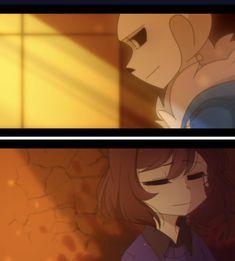 Frisk From Undertale, Sans E Frisk, Sans X Frisk Comic, Frans Undertale, Anime Undertale, Undertale Ships, Undertale Drawings, Sans Cute, Chara