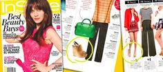 La #revista @InStyle México inspira a sus lectoras con dos de nuestros modelos en su edición de mayo. #editorial #moda #recomencaciones #estilo #propuesta #lookbook #Brantano #chic #trends