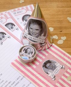 Add a personal touch to your hen party accessories and games. Be as kind or as mean as you like to the bride-to-be by adding a range of old and new