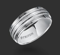 Triton Jewelry | Men's Wedding Band