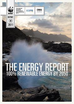 Beautiful report on renewable energy.