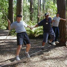 If space and time available, low ropes activities are a wonderful way for leadership skills to be developed within an individual or team. Additionally, as the facilitator, you may be able to notice strengths of individuals and/or the team as a whole. Through my personal experience with low ropes activities, they have been able to display the most progress within a group, while also allowing for personal strengths to be exposed.