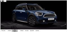 Dream Up Your Perfect MINI Countryman With New Configurator