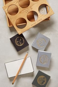 love this! Moon River Journal Set - anthropologie.com