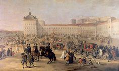 HELDER BARROS: História de Portugal - Há 257 anos, no dia 1 de novembro de 1755, um dos maiores terramotos da História destruiu Lisboa!
