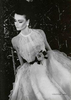 Christian Dior, Spring 1963