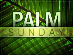 Palm Sunday Pictures, Images and Wallpapers 2016 - Freshmorningquotes
